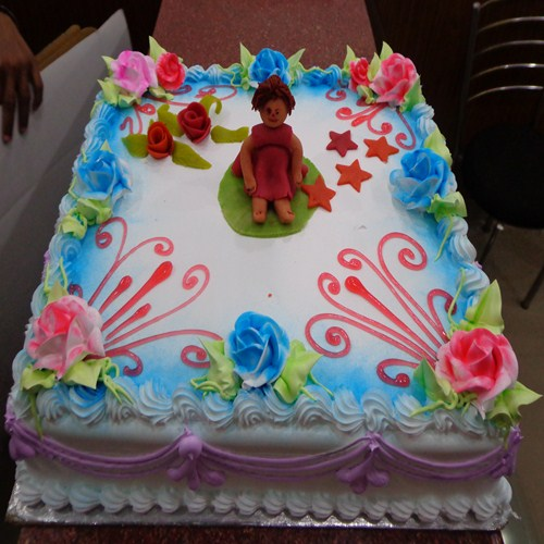 2 Kg Birthday Cake