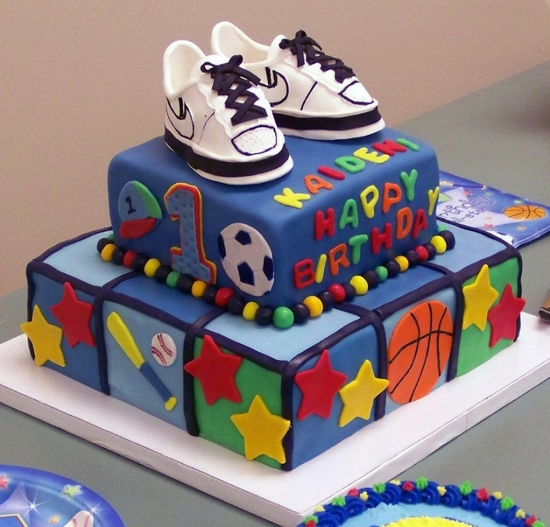 88 Birthday Cake For 1 Yr Boy