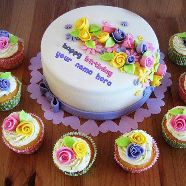 Writing Birthday Cakes