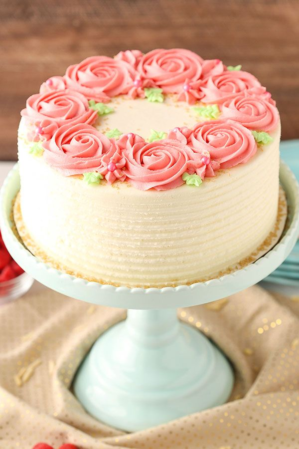 Layer Birthday Cakes