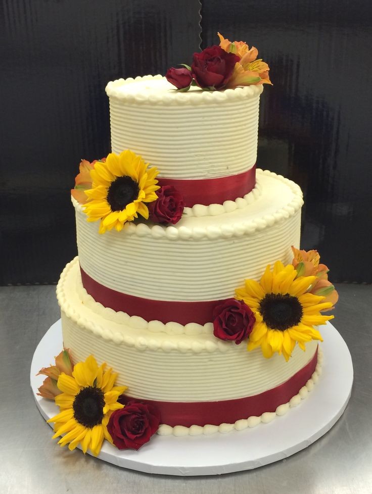 Hyvee Wedding Cakes