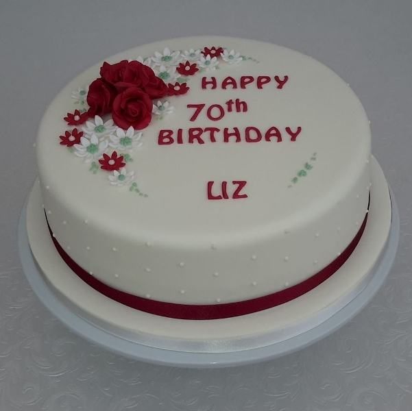 70th Birthday Cake Sayings A