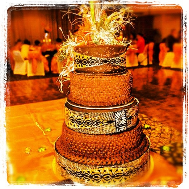 samoan wedding cake designs wedding cakes 19638