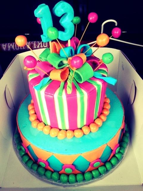 Best 20 13th Birthday Cakes Ideas On Pinterest Teen