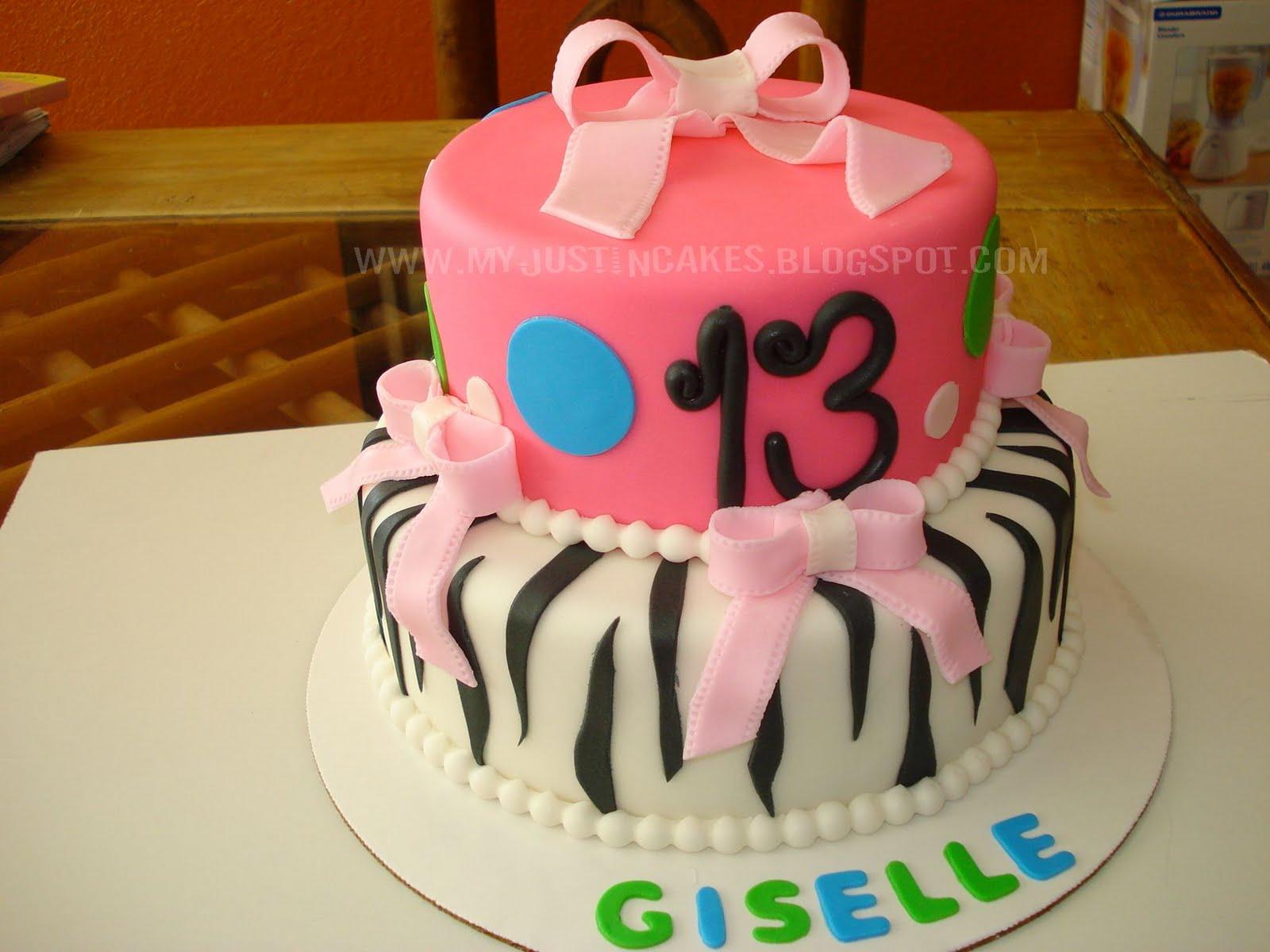 Old Birthday Cakes