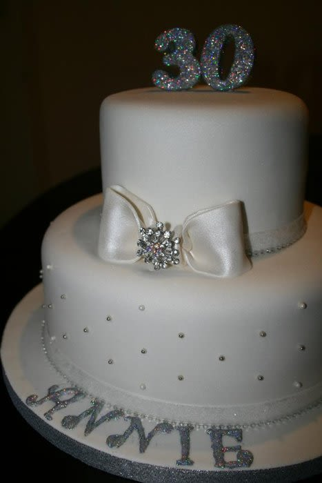 Diamond Birthday Cakes