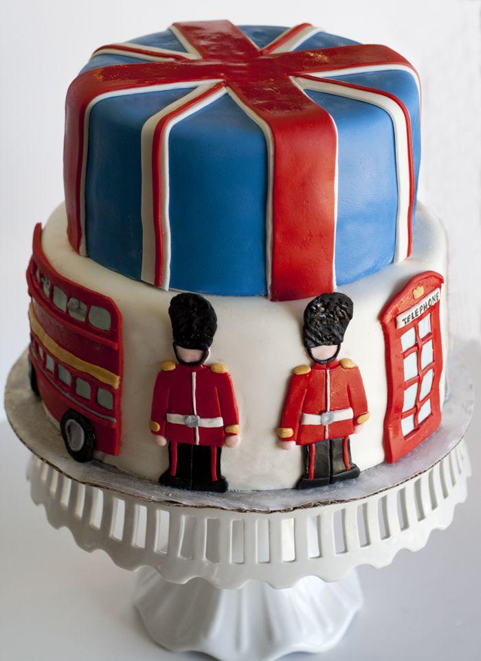 British Birthday Cakes