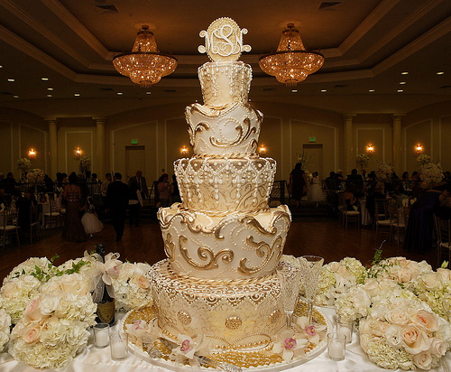Turkish Wedding Cakes