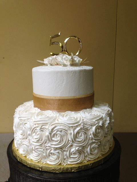 Anniversary Wedding Cakes