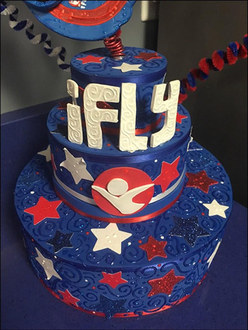 Skydiving Birthday Cakes
