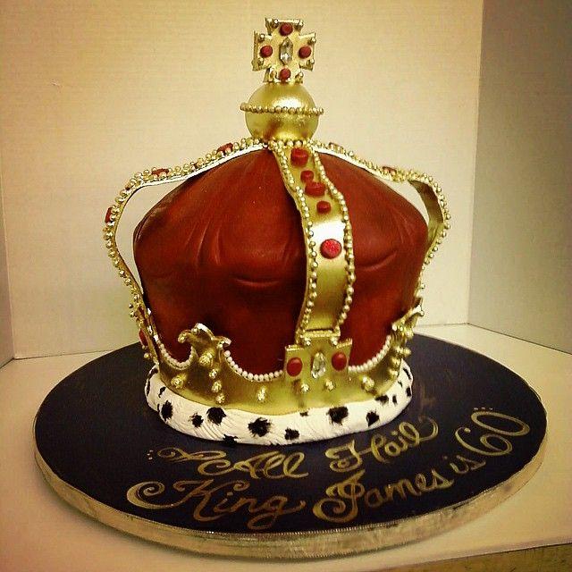 King Birthday Cakes