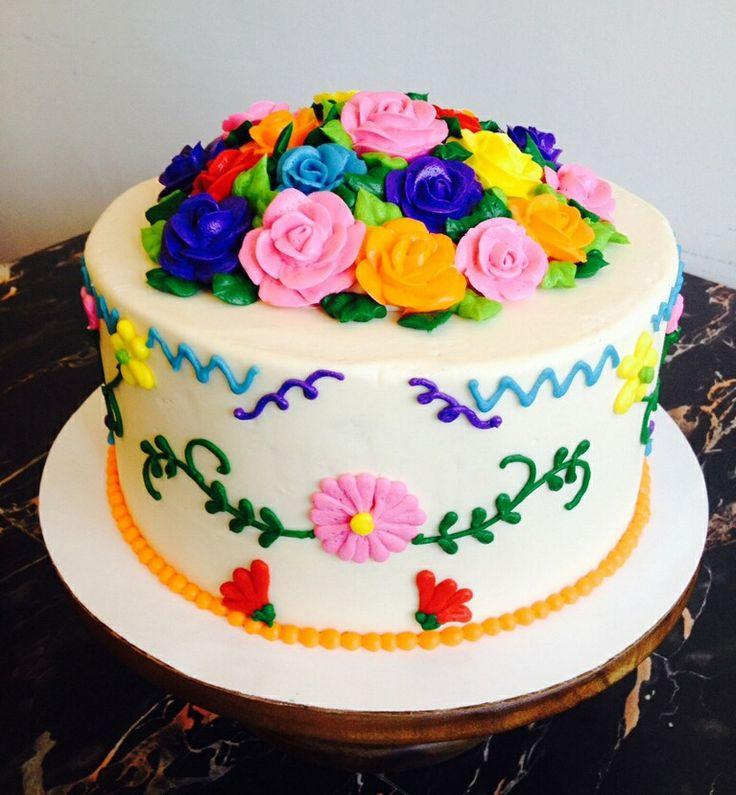 25 Best Ideas About Mexican Fiesta Cake On Pinterest