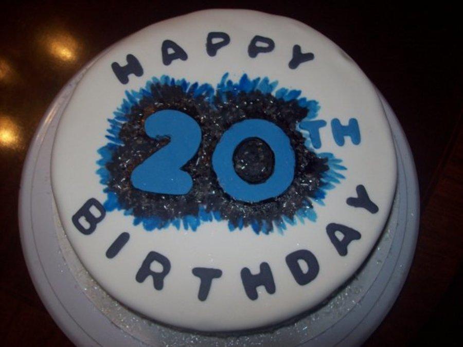 20th Birthday Cakes