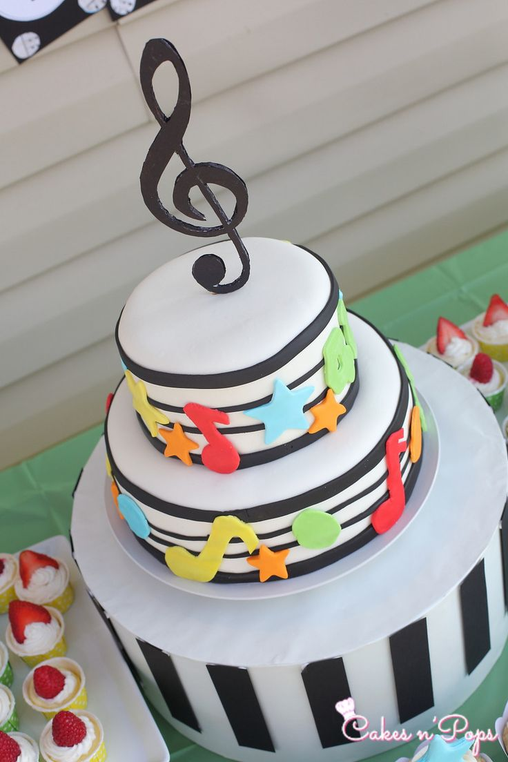 Cake Decorations Musicians Best Musician And Music Ideas Images On