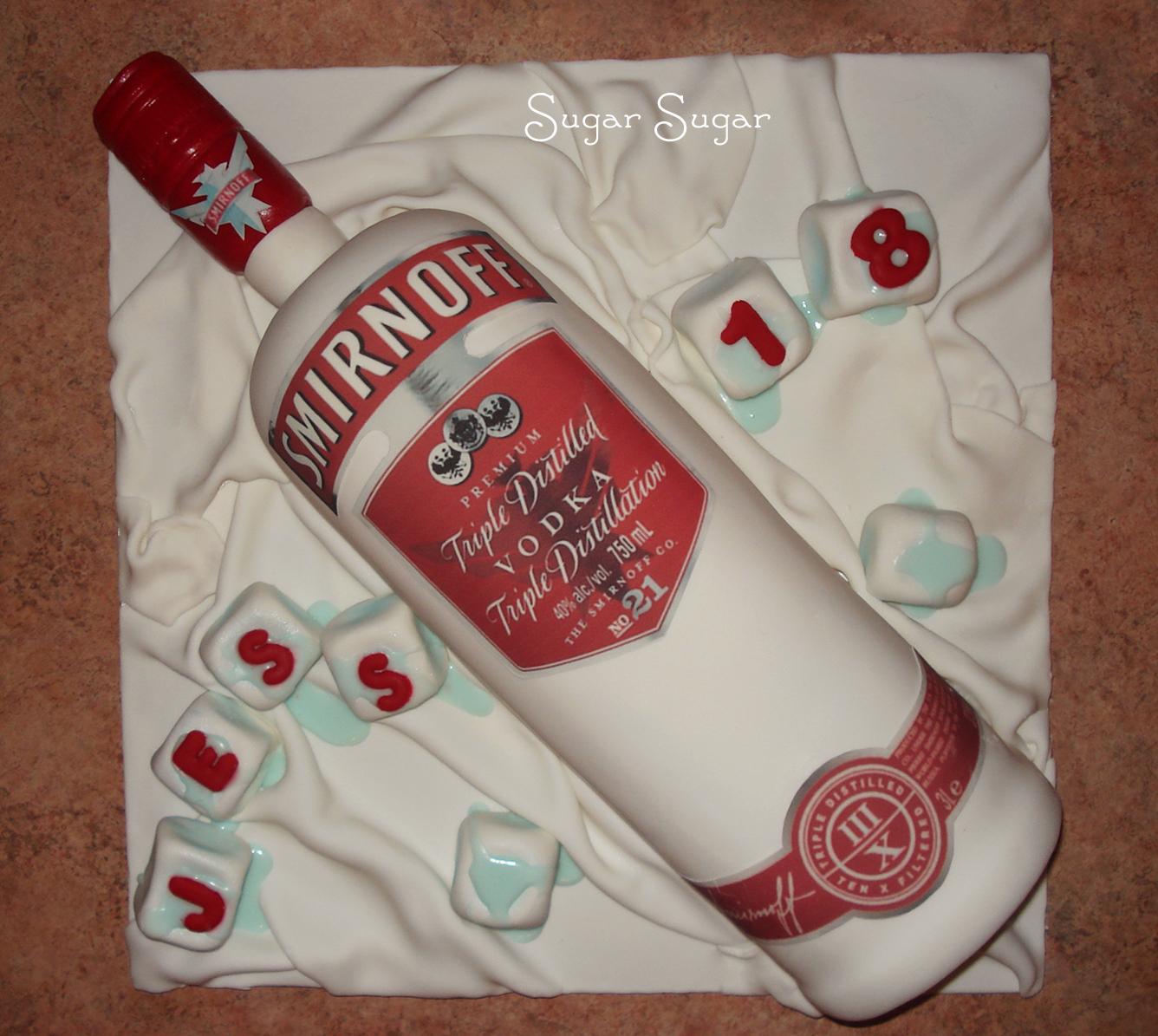 Birthday Cake Vodka Smirnoff Uk