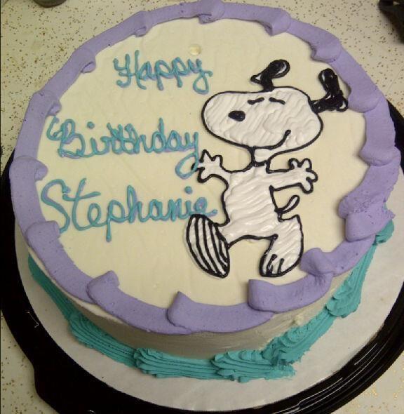 Stephanie Birthday Cakes