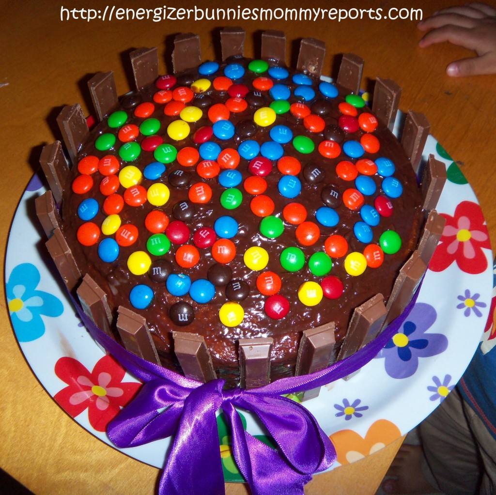 Make Birthday Cakes