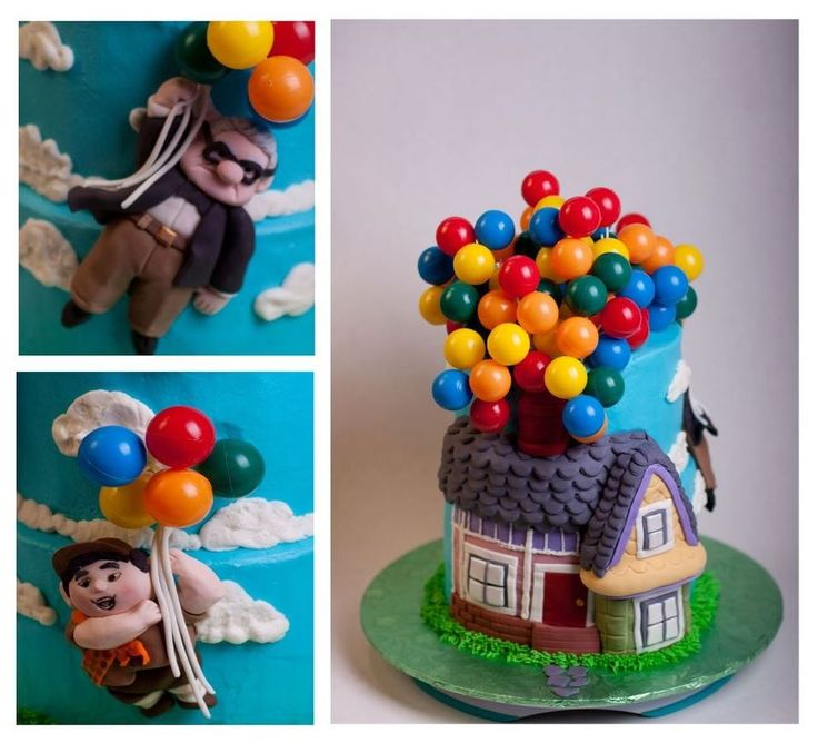 Up Birthday Cakes