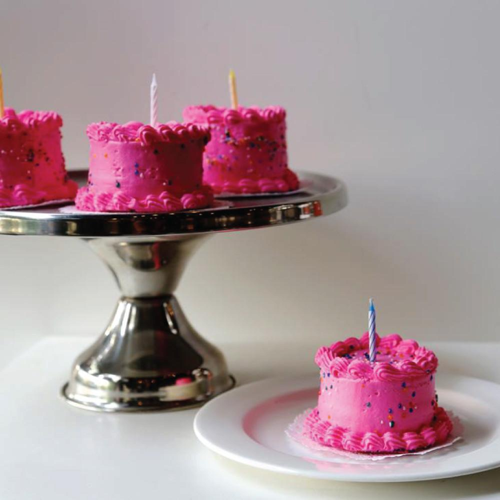 Miniature Birthday Cakes
