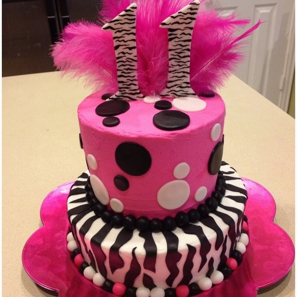 11Th Birthday Cakes