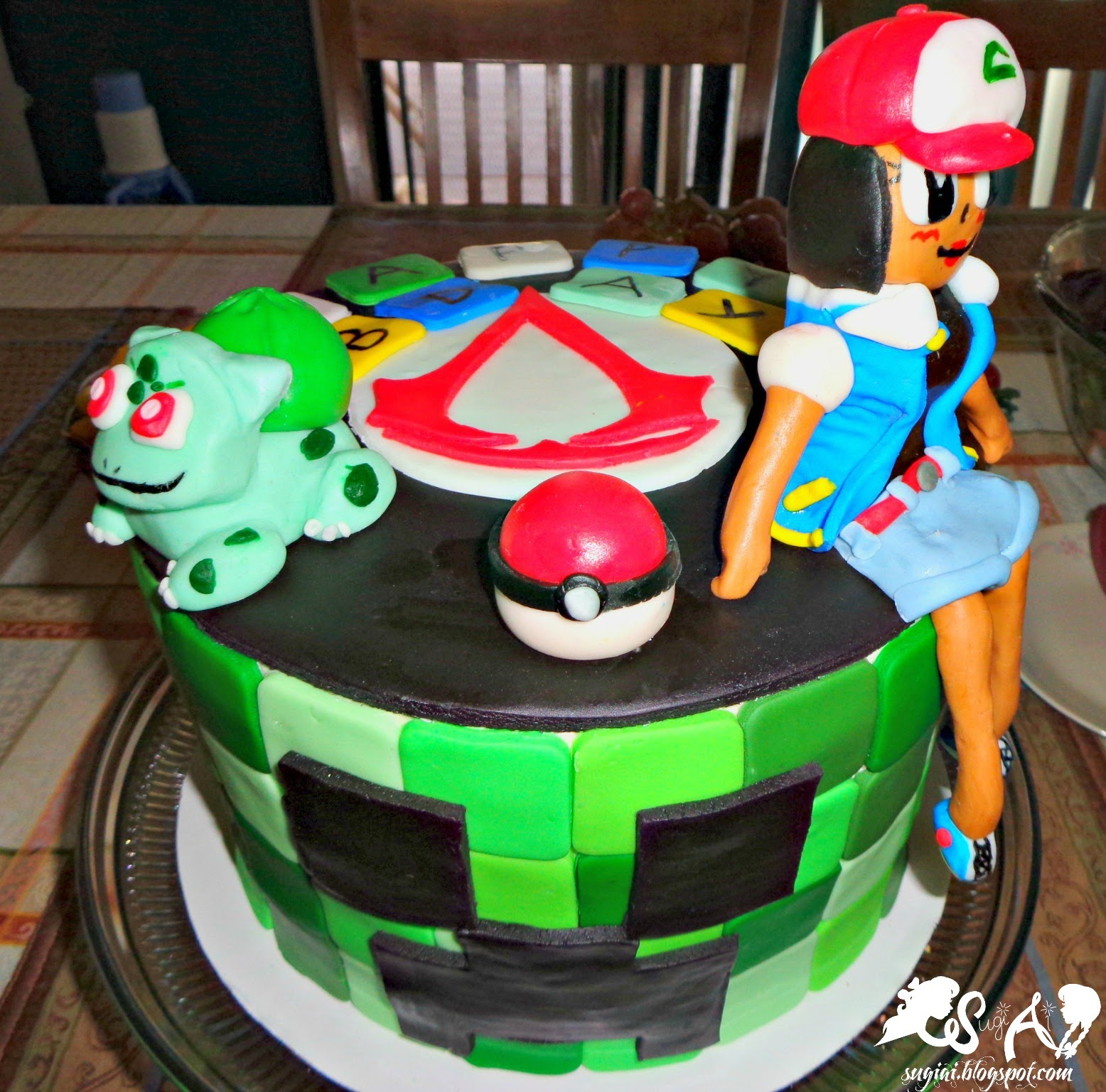 Game Birthday Cakes