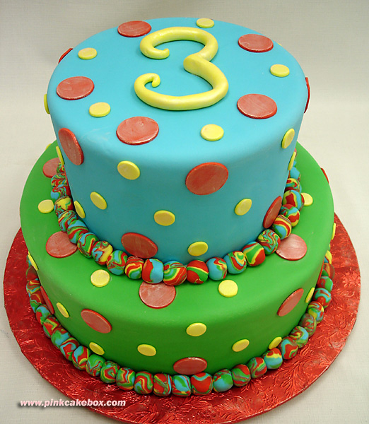 Best Birthday Cake For 3 Year Old Boy Image Diyimages Co