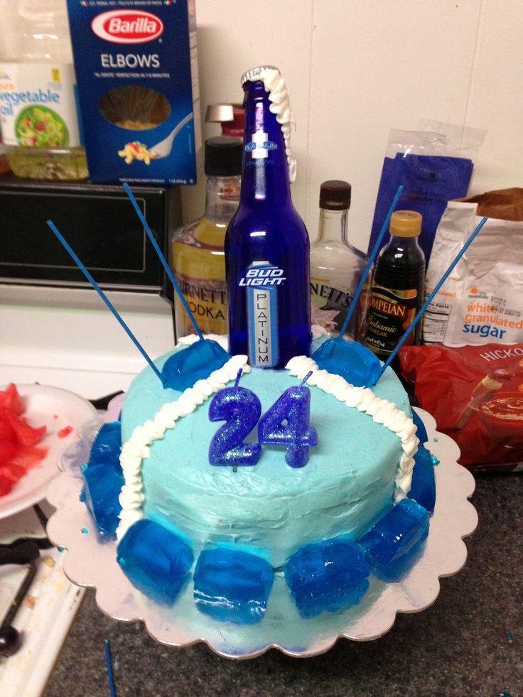 Boyfriends Birthday Cakes