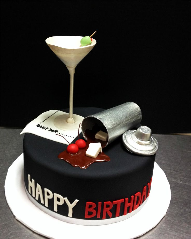 Happy Birthday Cakes For Men Images