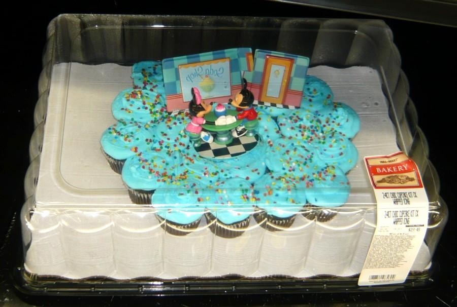 Sonic Birthday Cake Walmart