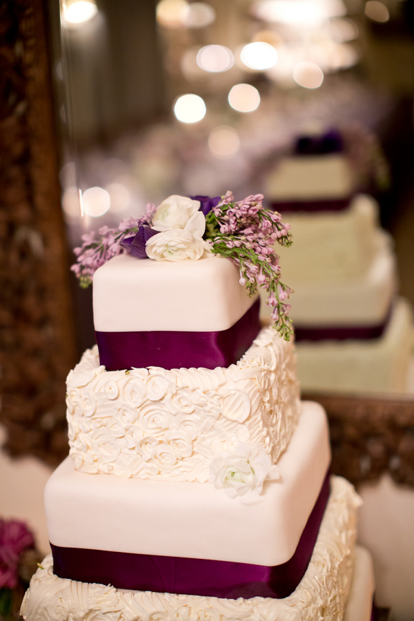 stunning purple wedding cake designs perfect wedding day - 600×900