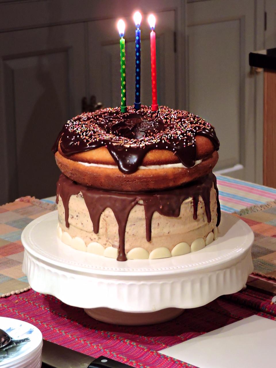 Big Huge Birthday Cakes 2019