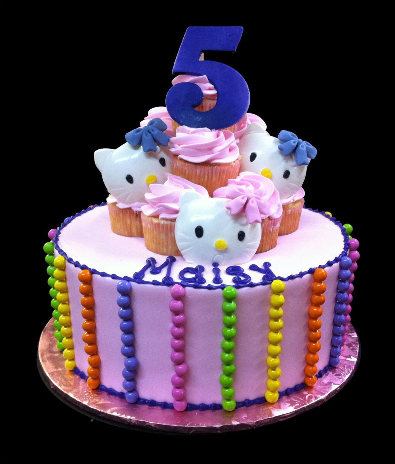 Fifth Birthday Cakes