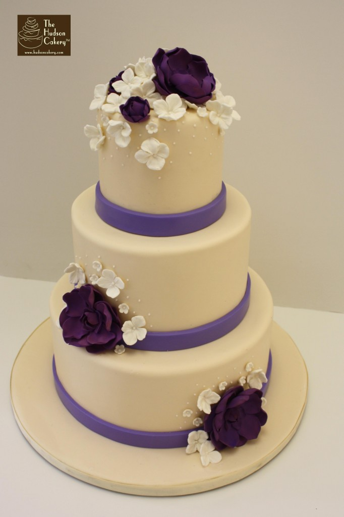 Lavender Wedding Cakes