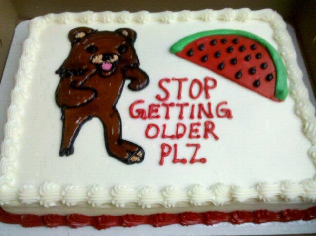 Hilarious Birthday Cakes