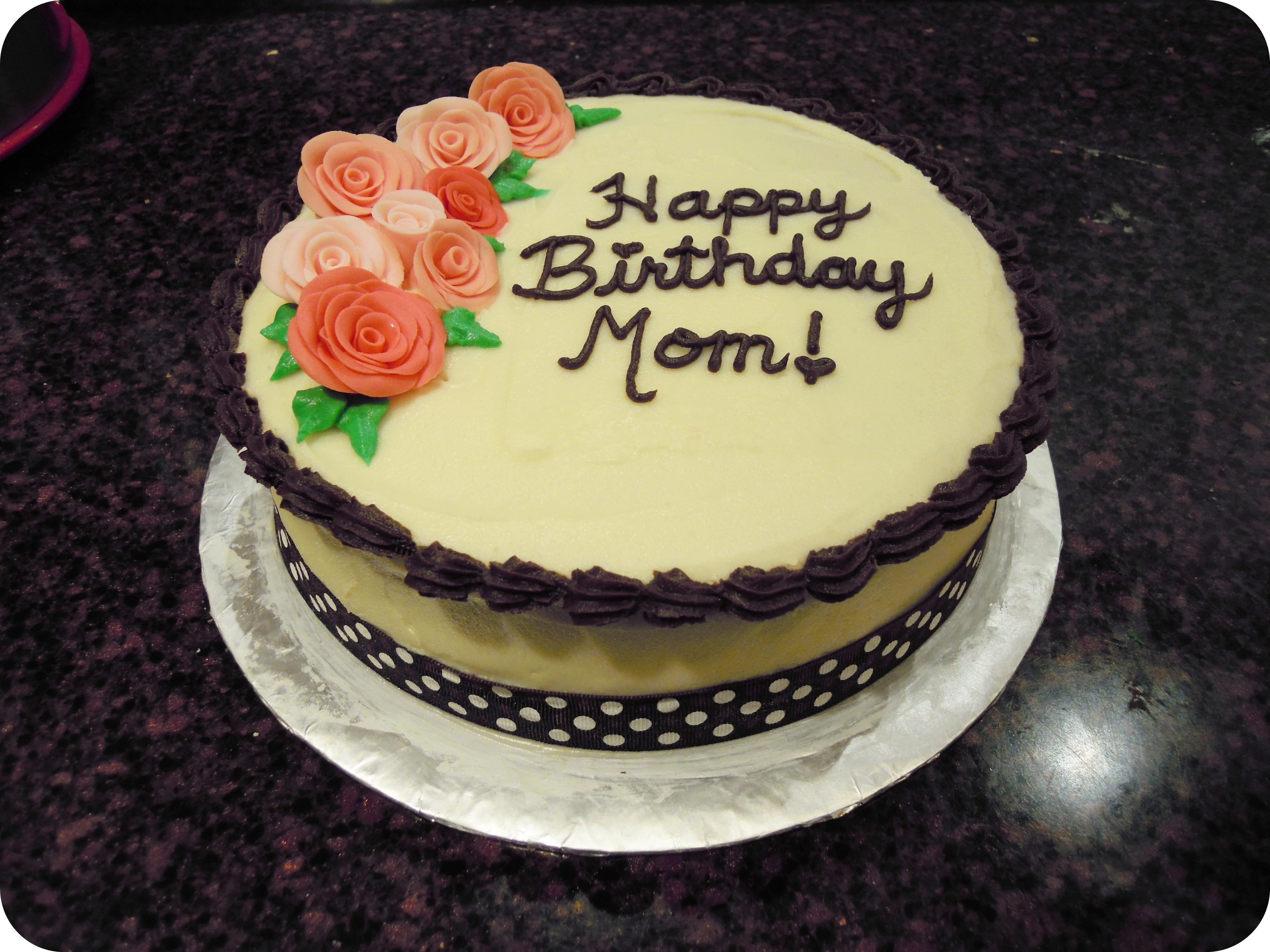 Mom Birthday Cakes