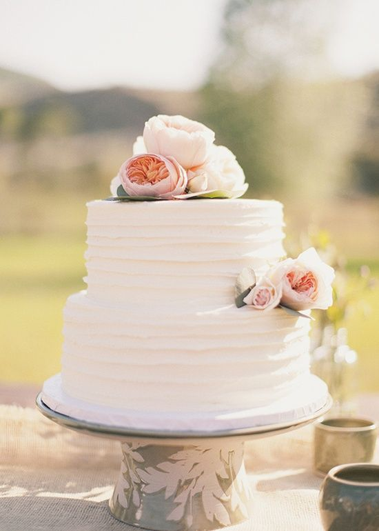 Easy Wedding Cakes