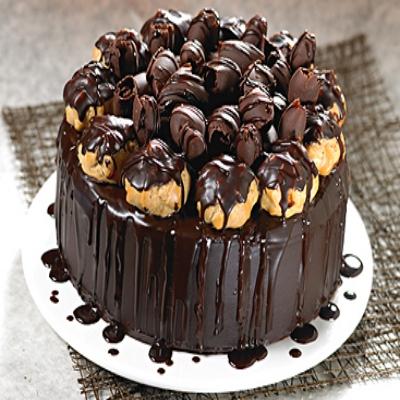 Profiterole Birthday Cakes