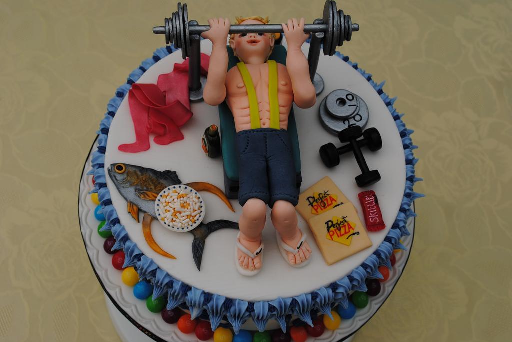 Смешные поздравление с днем рождения спортсмена