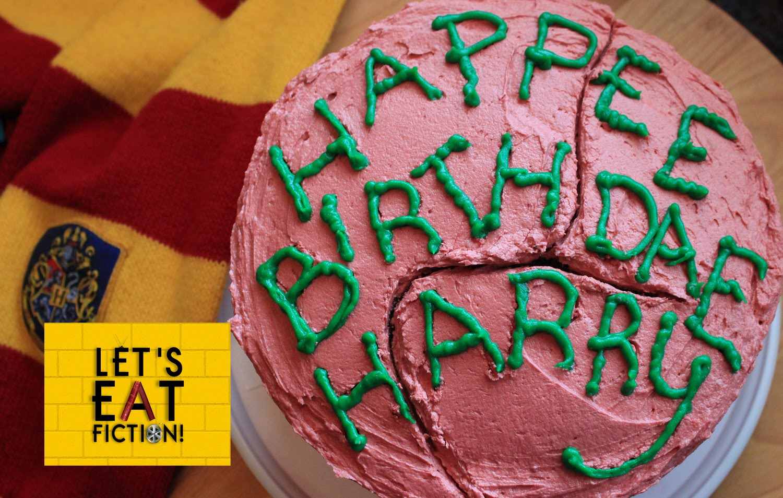 Hagrid Birthday Cakes