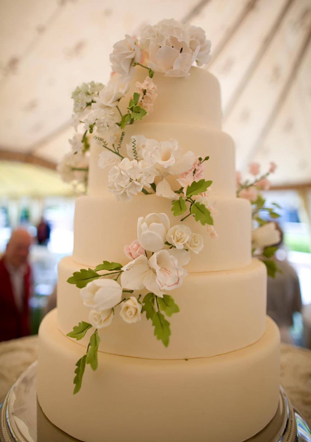 Preserving Wedding Cakes