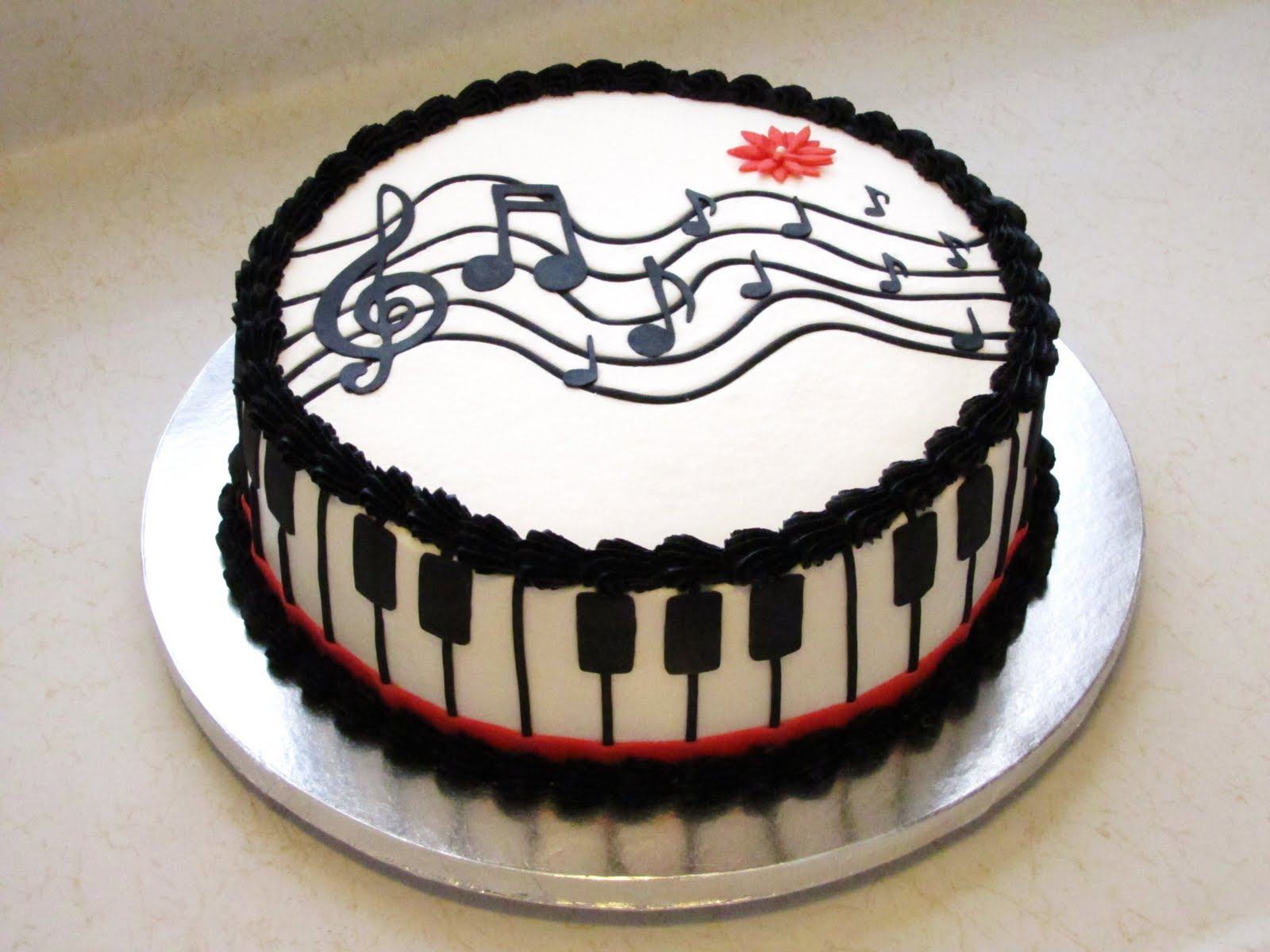 Musical Birthday Cakes
