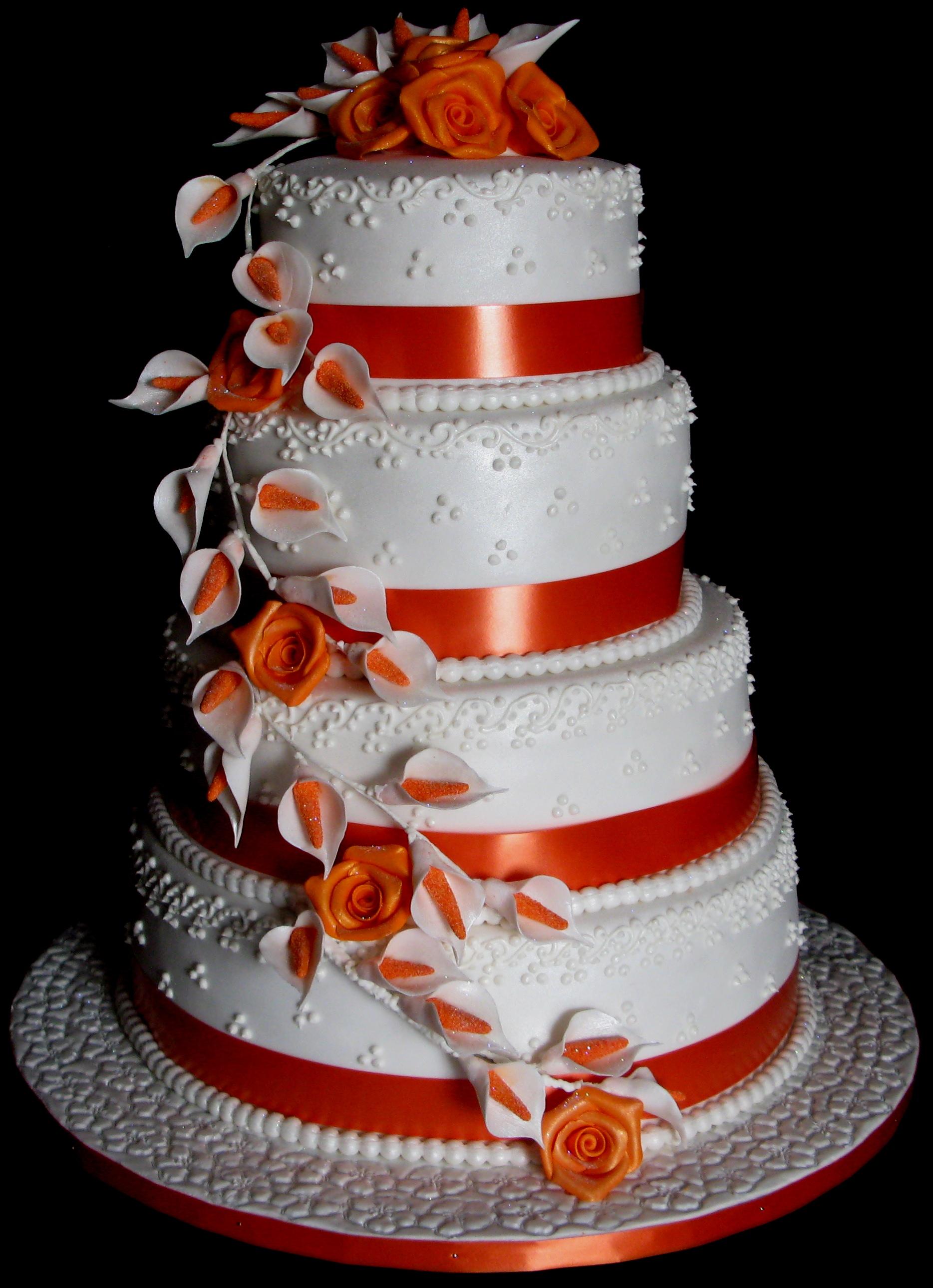 Four Birthday Cakes
