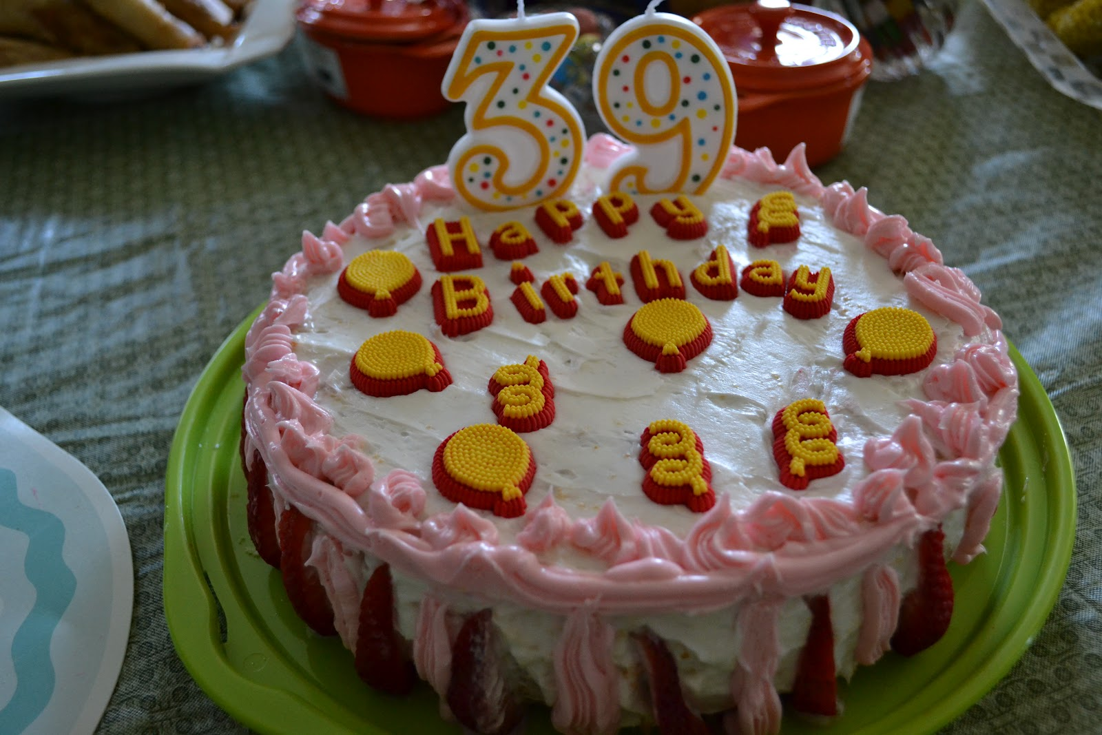 39Th Birthday Cakes