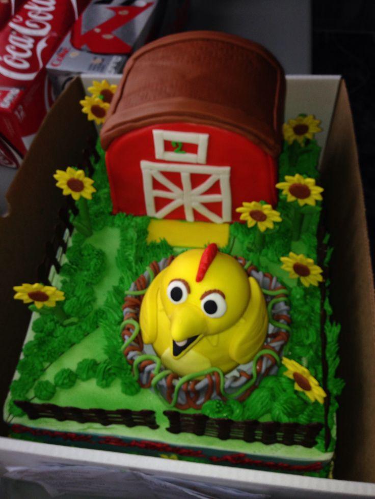 Chica Birthday Cakes