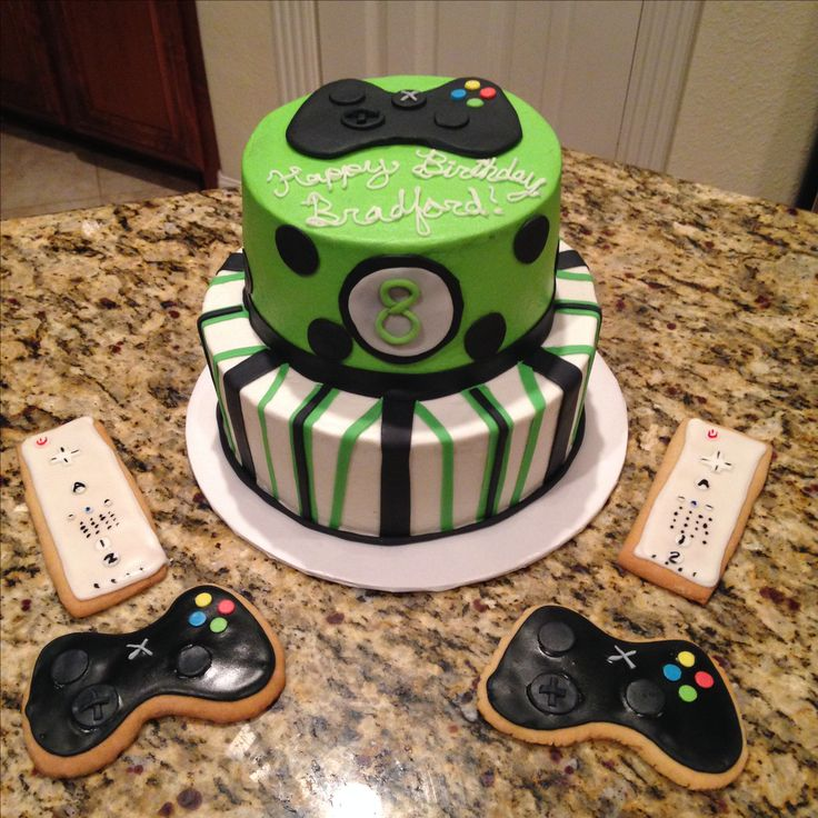 25 Best Ideas About Xbox Cake On Pinterest P Y