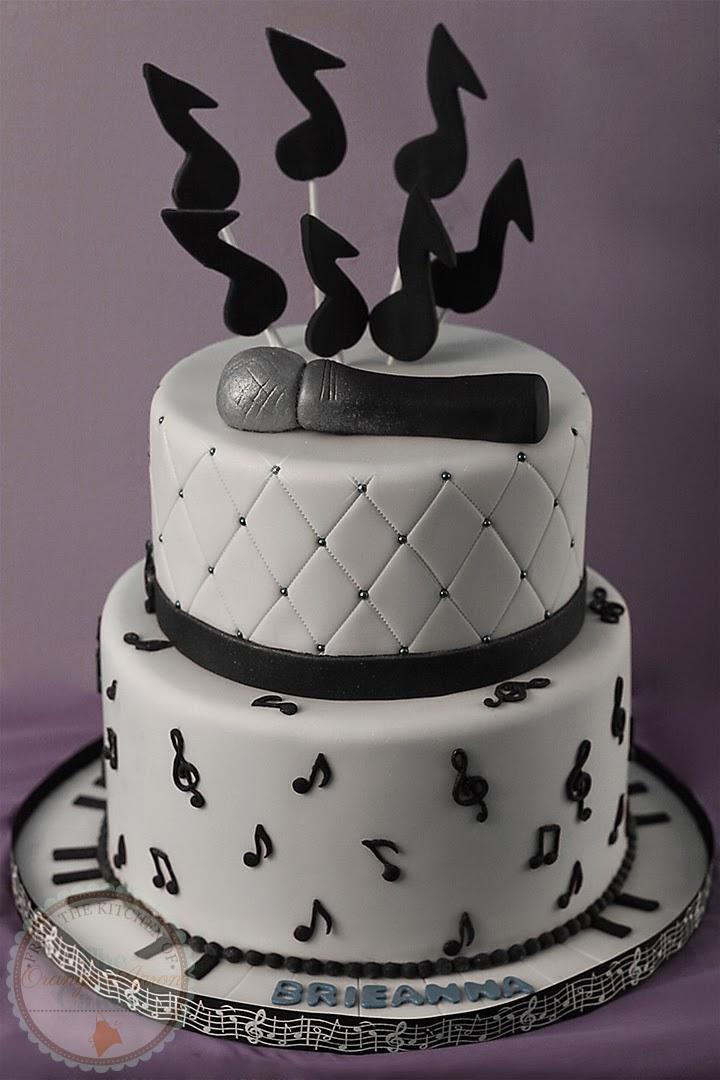 Musical Birthday Cakes