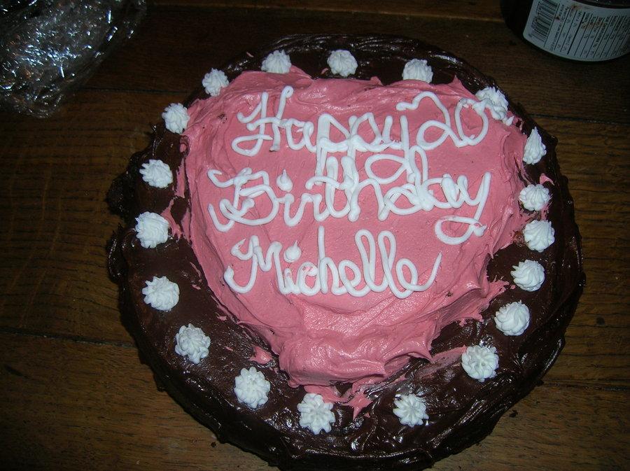 Happy Birthday Michele Cake Ideas And Designs