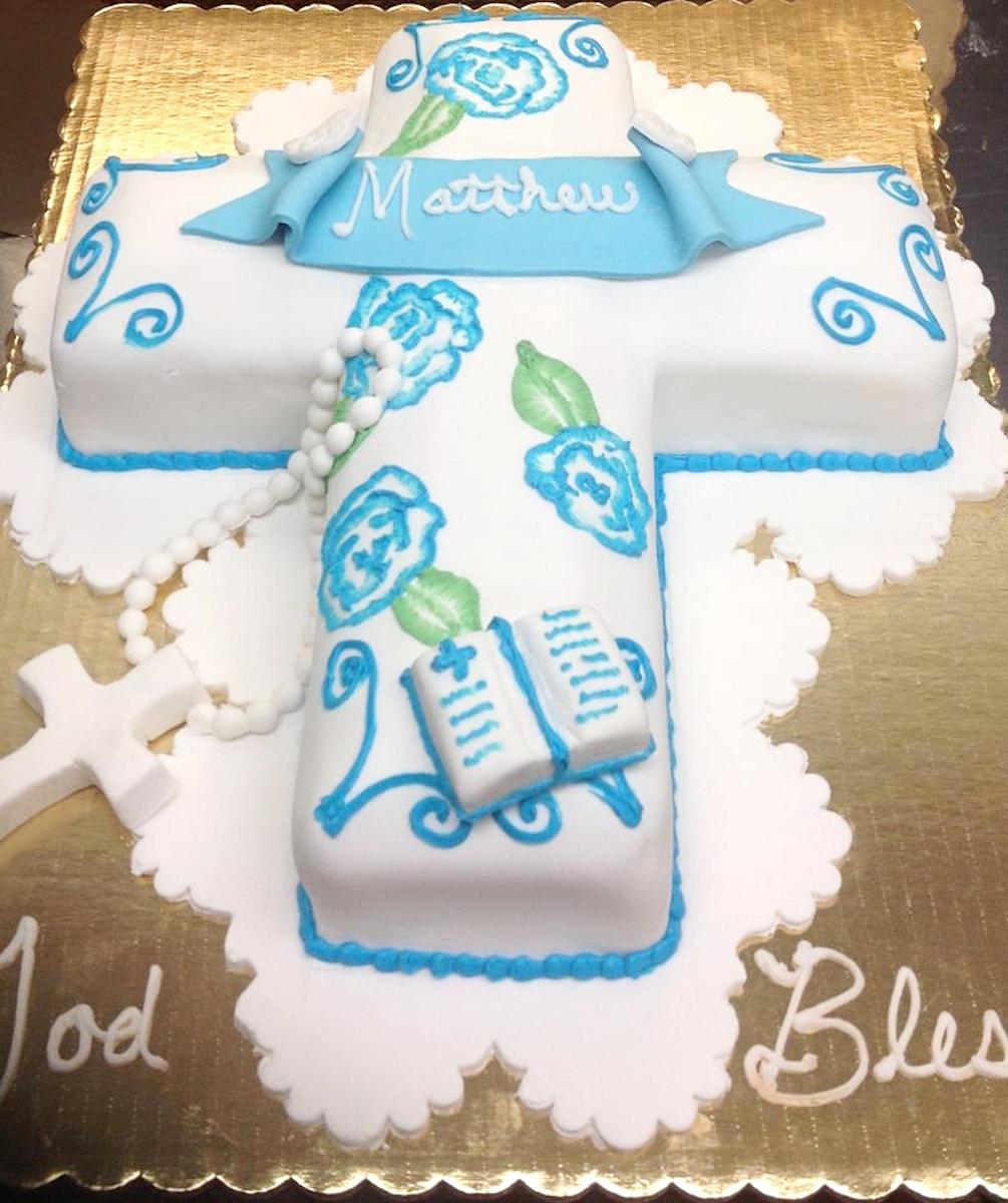 Religious Birthday Cakes