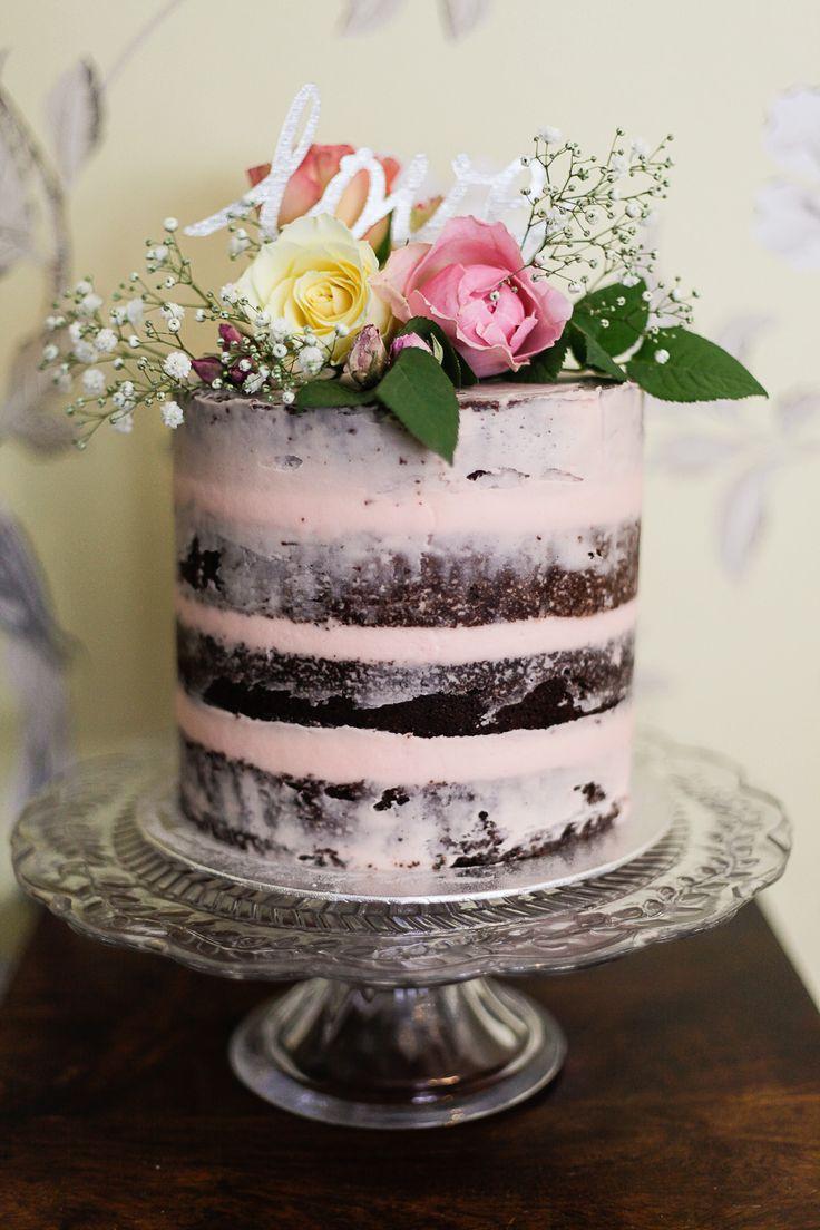 Rustic Birthday Cakes