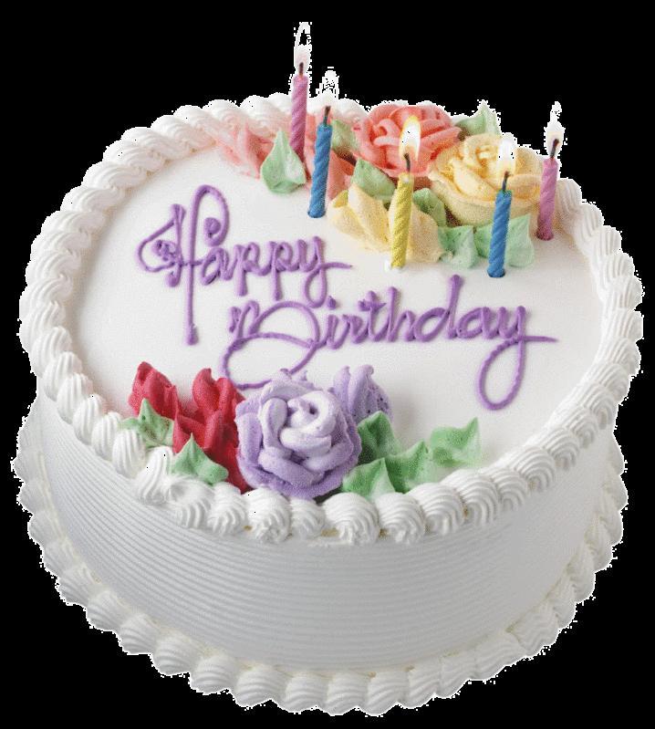 Decorative Birthday Cakes
